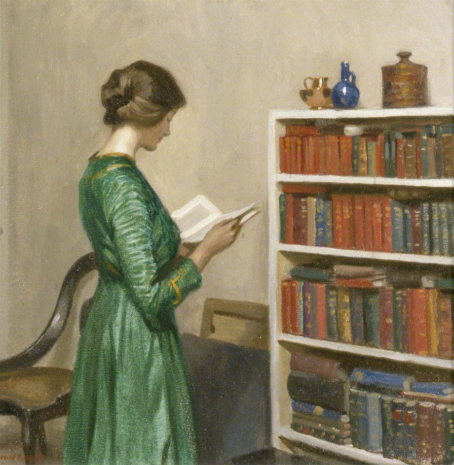 <p>Text by Christine Sun Kim<br/><br/>For<br/><b><i>The Reader</i>, 1910<br/>Harold Knight</b><br/><br/>Read by Tarnia Jones<br/><br/><a href='ChristineSunKimTheReader.pdf' target='_blank'><small>Complete text</small></a></p>
